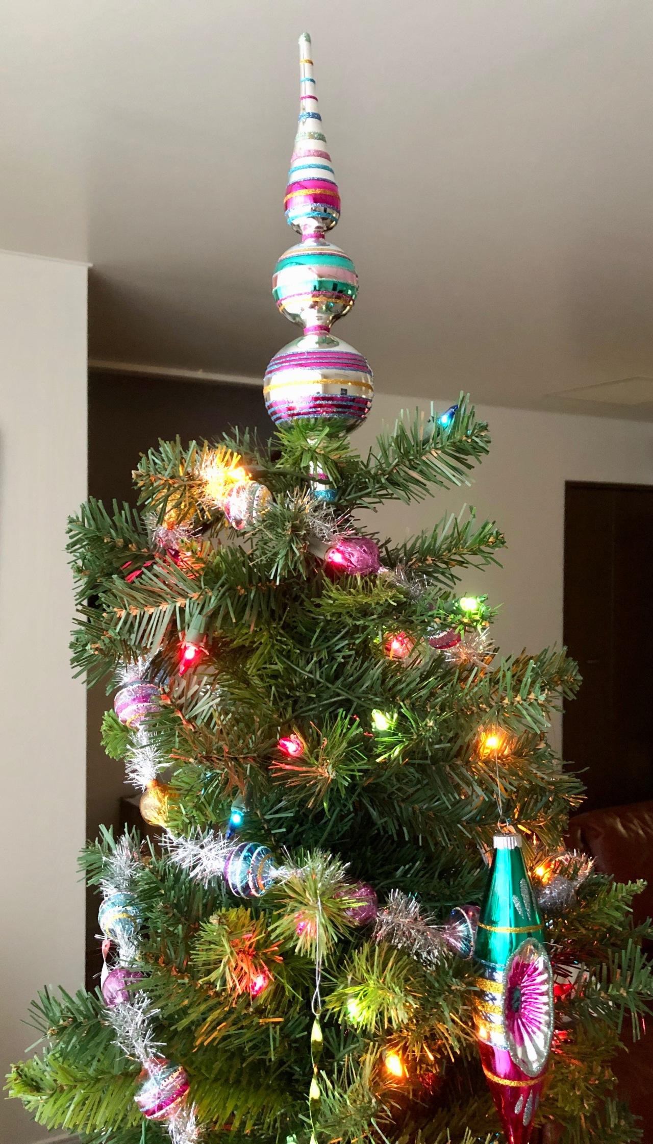 Mama's Christmas Tree