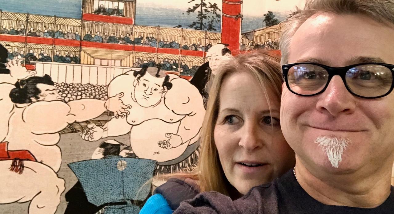 Tokyo Part Two:Sumo!