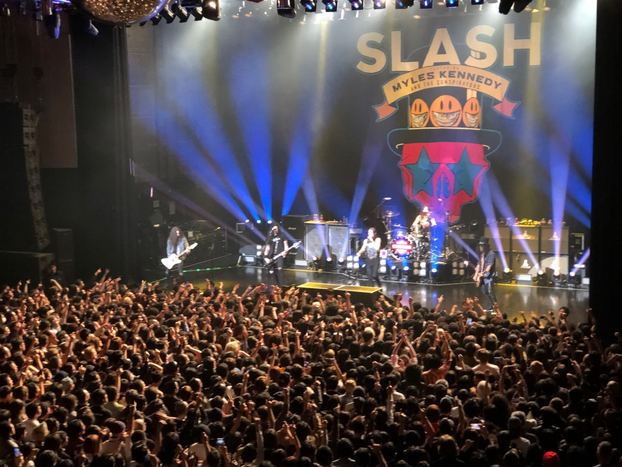 slash crowd 2