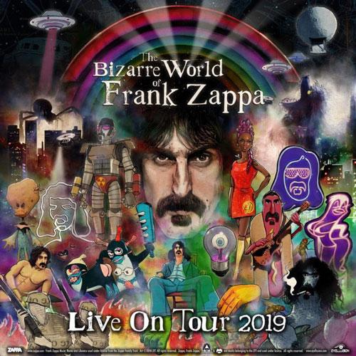zappa holo tour