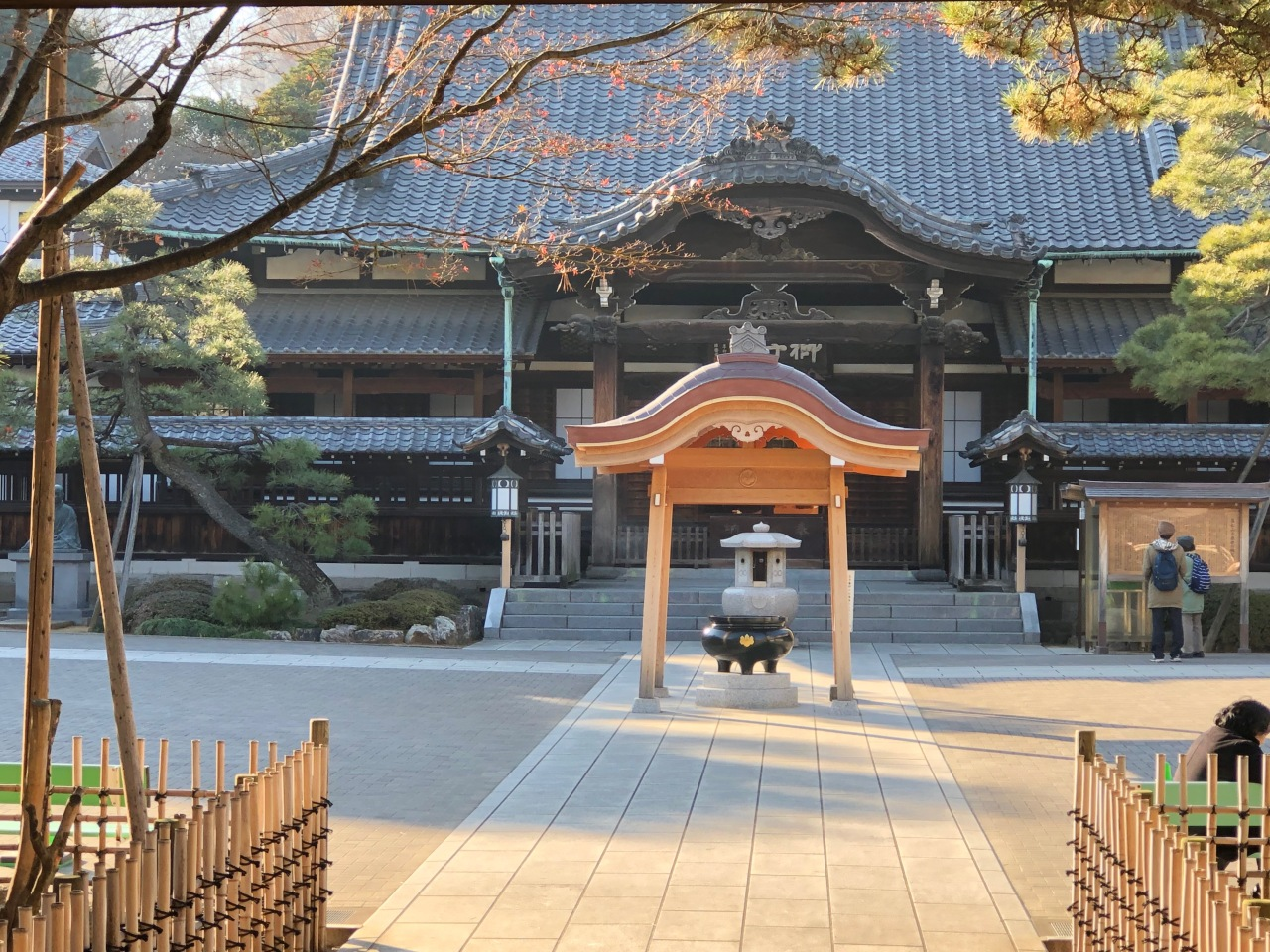 Sengakuji 1
