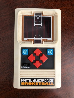Mattel Electronic Basketball