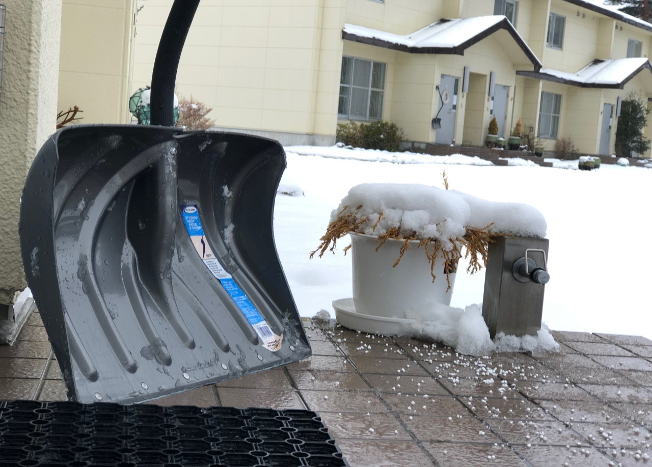 Misawa Snow Shovel