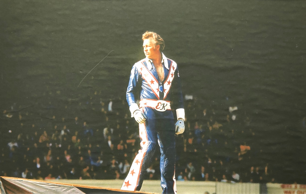 The Greatest Motorcycle Daredevil Ever: Evel Knievel