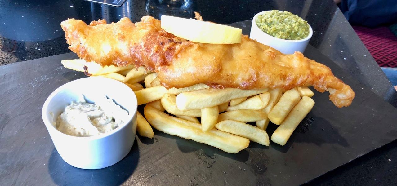 Best Fish-n-Chips in Scotland!