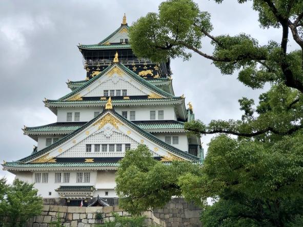 Majestic Osaka Castle