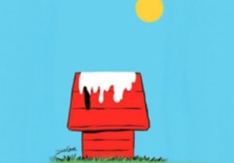 melted Snoopy