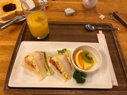 A Western Breakfast