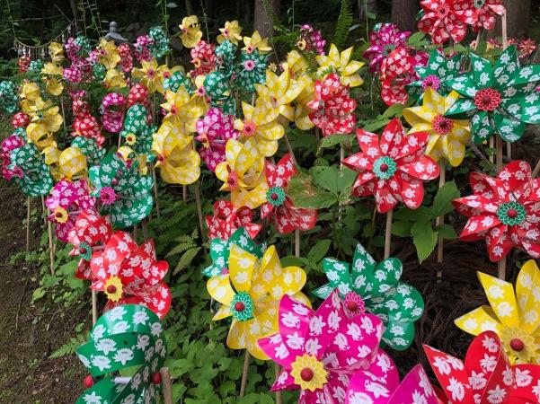 Aomori Pinwheels