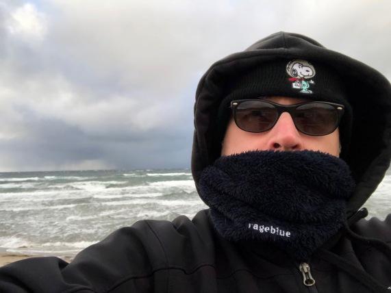 Cold Day at the Mutsu Bay