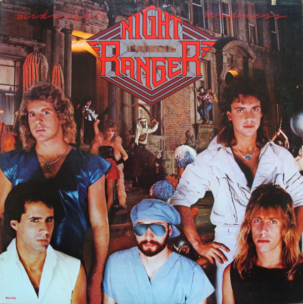 Motoring with Night Ranger