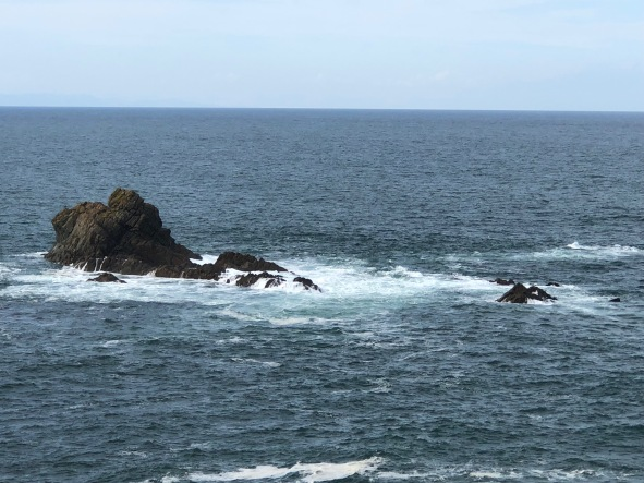 Pacific Coast of Northern Japan