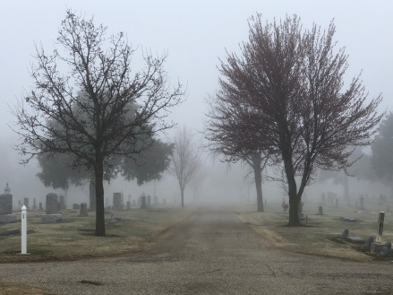 Eerie Salina Morning
