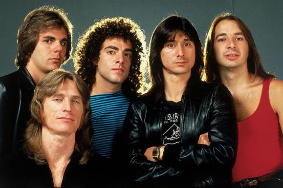 Journey1983 Band Photo