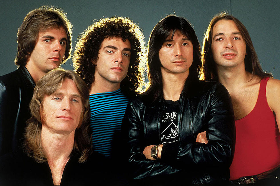 Journey Top Ten and a Message to Steve Perry