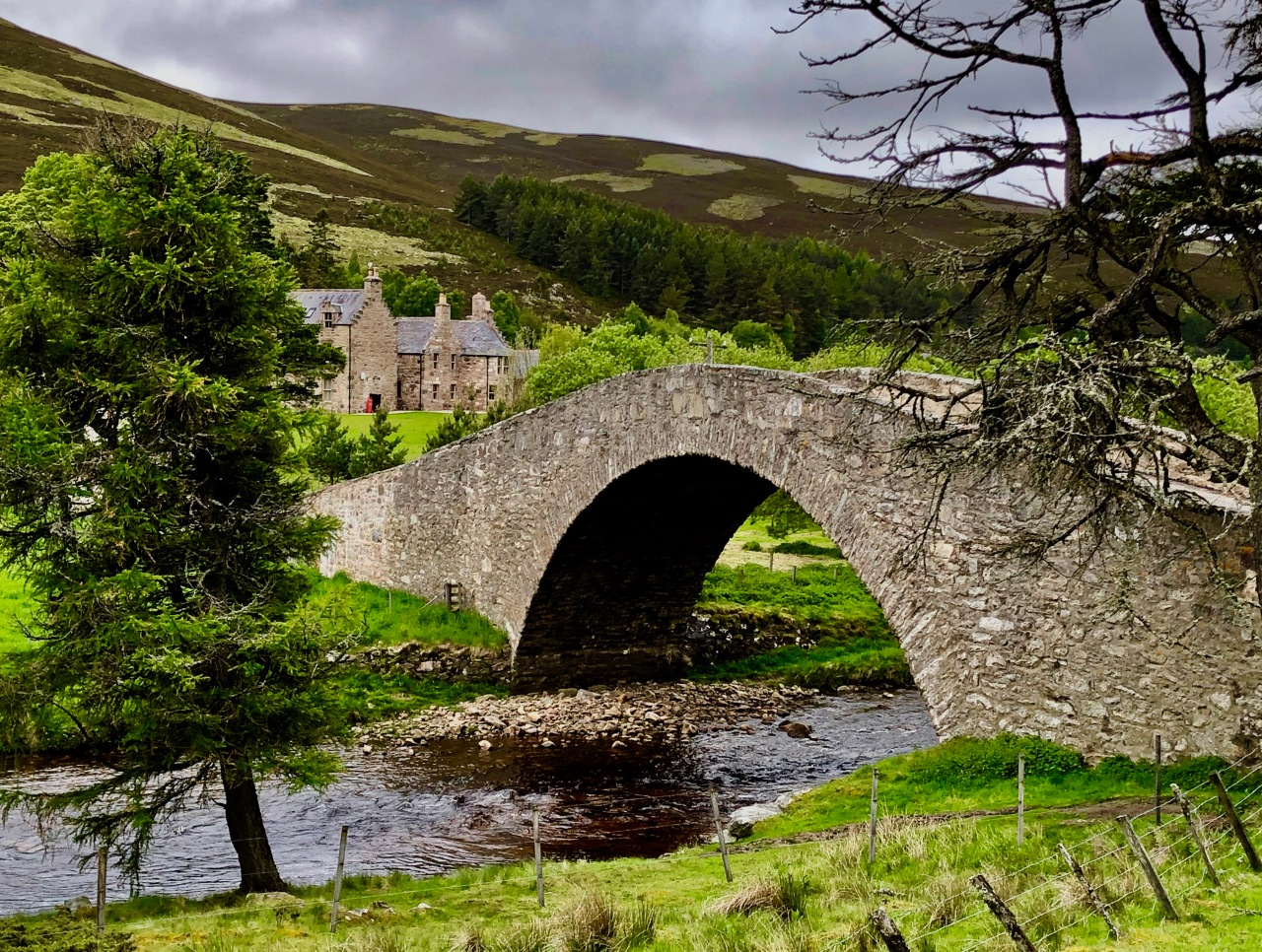 Scottish Stone Bridge